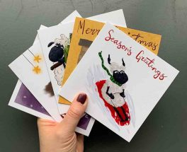 The Mutton Chops – Christmas Cards