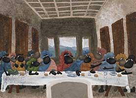 Baad Last Supper
