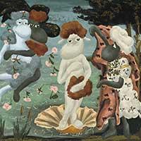 Baad Birth of Venus